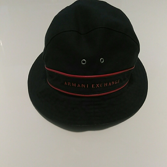 A X Armani Exchange Other - Armani Exchange Bucket Hat b3ccc3fe549